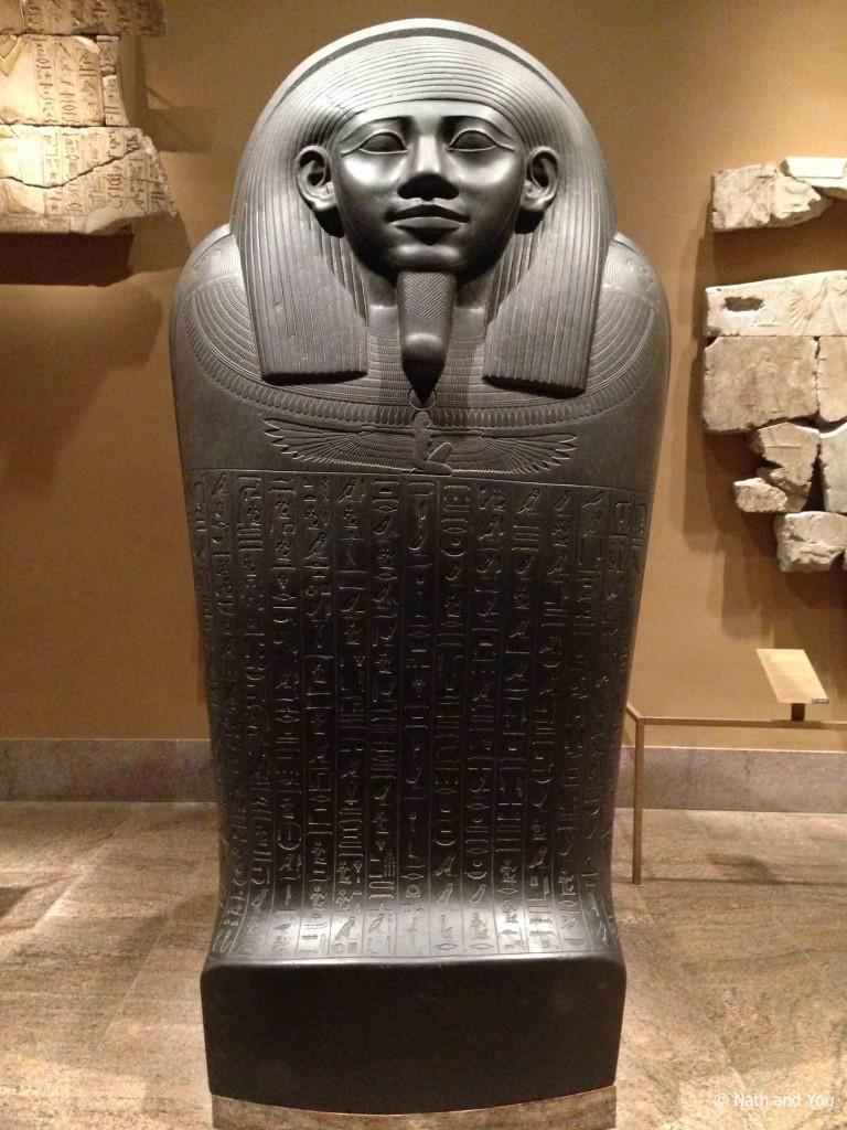 Le Met-Egypte- New-york-nath-and-you