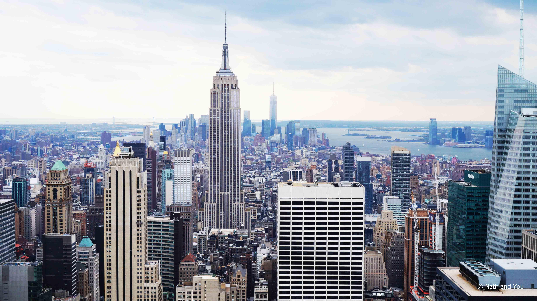 Sommete De Empire State Building