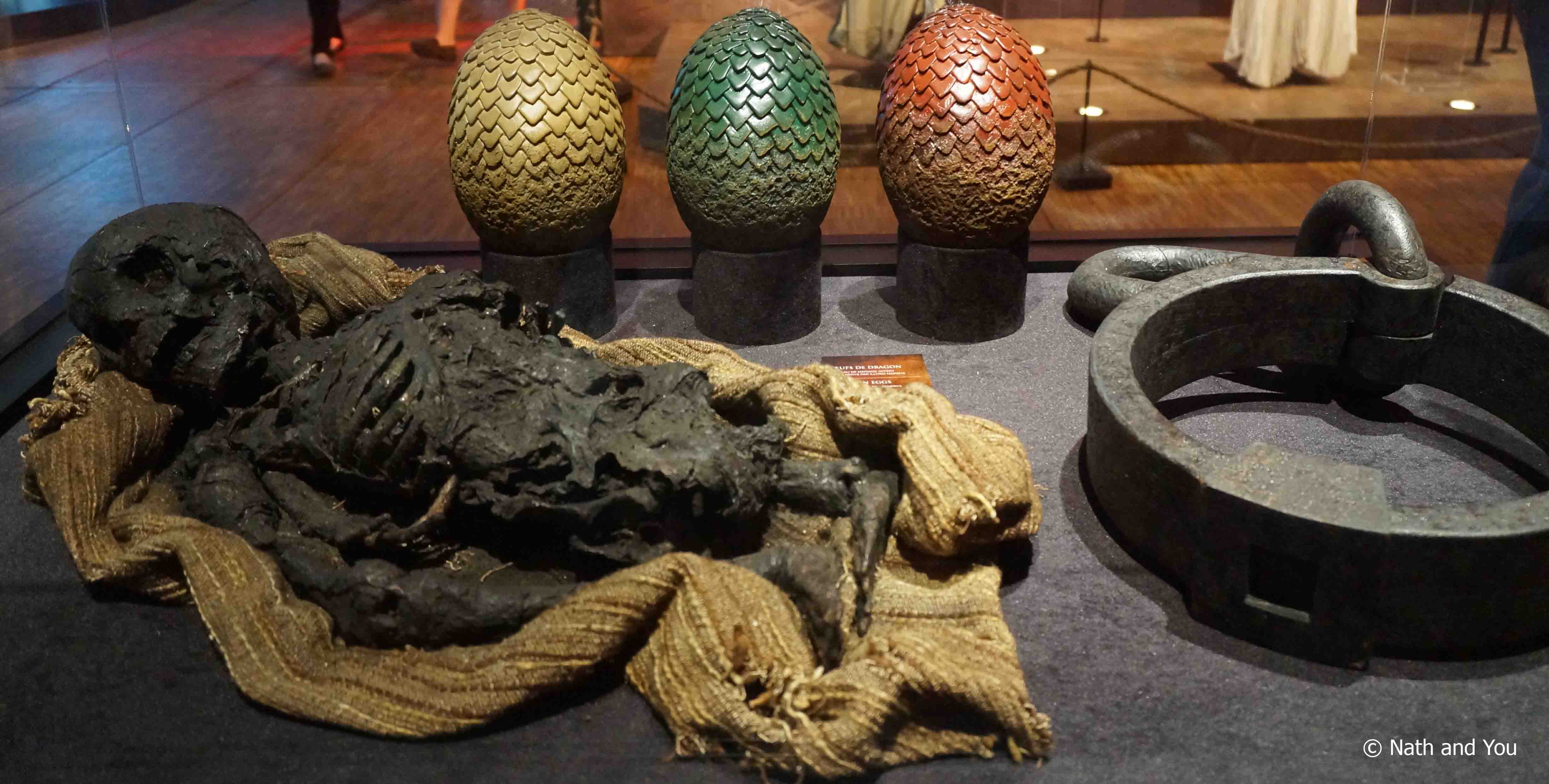 Oeufs-Dragon-Exposition-Game-of-Thrones-Nath-and-you