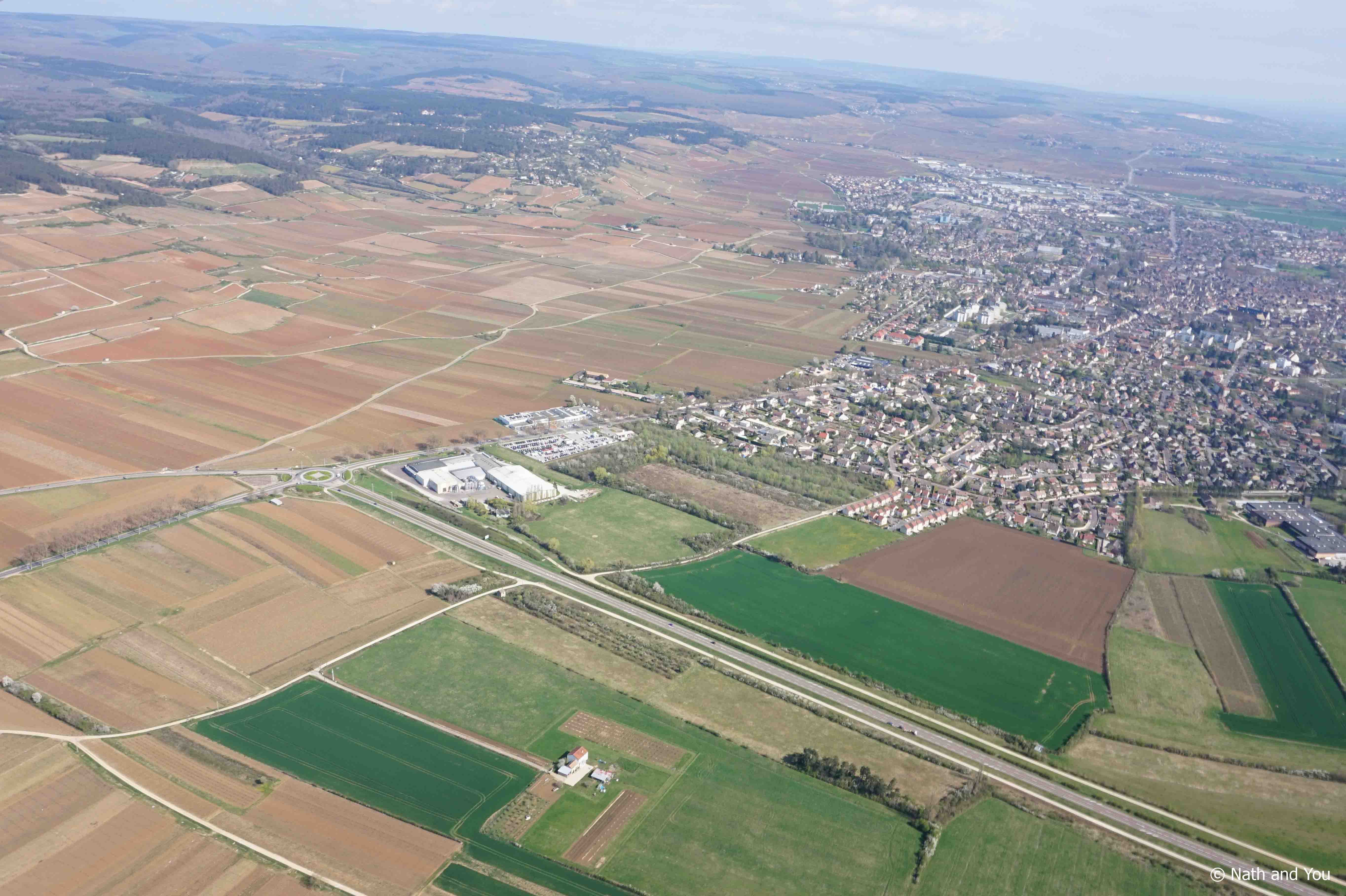 Week-end-Beaune-Vue-ciel-ULM-Pendulaire-Nath-and-you-4