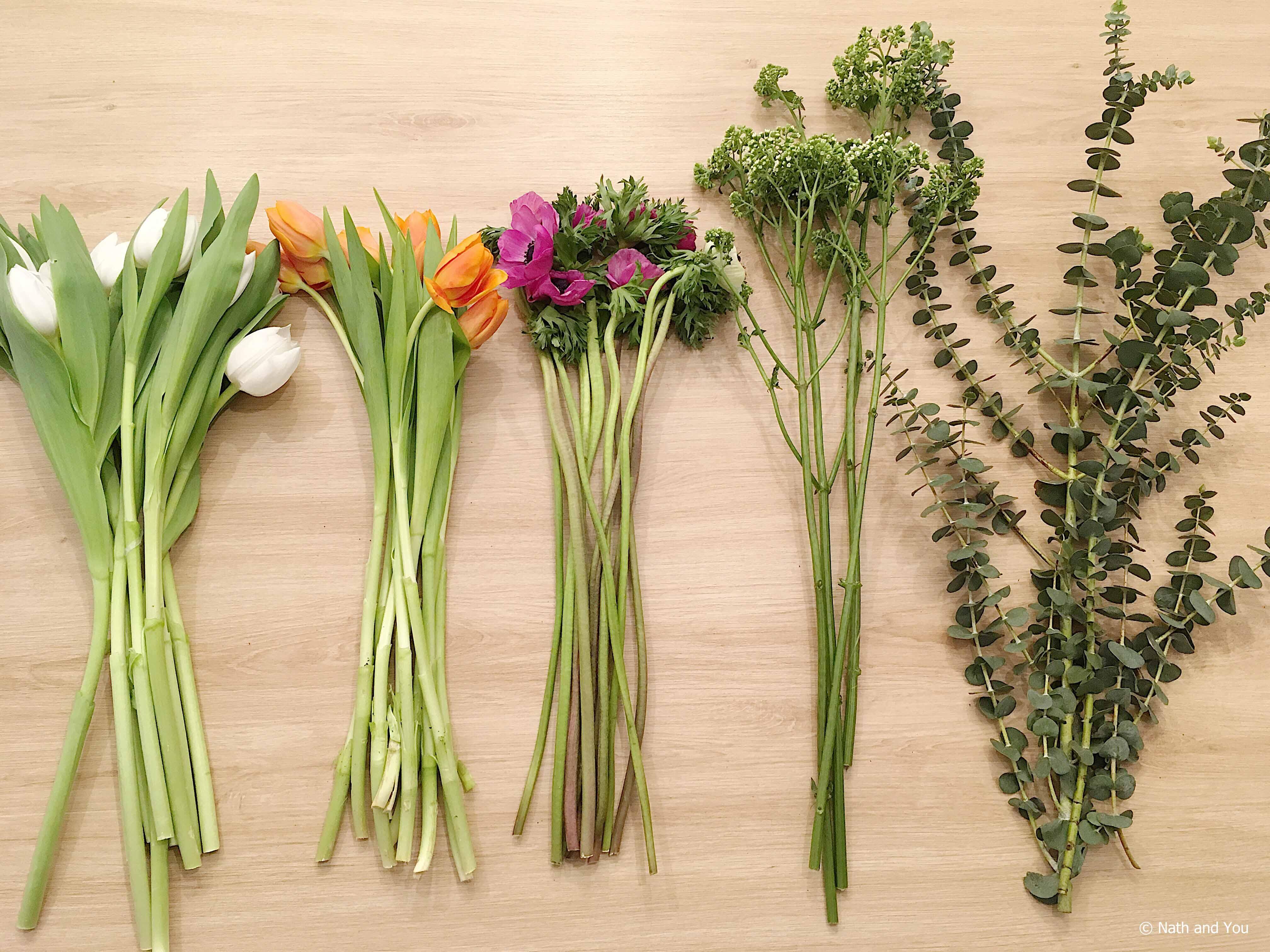 bloom 39 s des fleurs diy au rythme des saisons nath and you. Black Bedroom Furniture Sets. Home Design Ideas