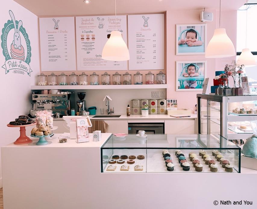 Boutique Outremont - Pâtisserie Petit Lapin